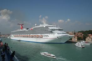 Carnival Legend Baltic cruise 2013